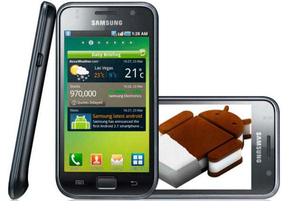 Galaxy S Ice Cream Sandwich Copiar Rom Samsung Galaxy S Android 4.0.3 Elite 9.1(ICS)