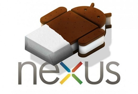Google Nexus Logo with Android Ice Cream Logo 580x396 Android 4.0.4 llega al Nexus S, Motorola Xoom y Galaxy Nexus
